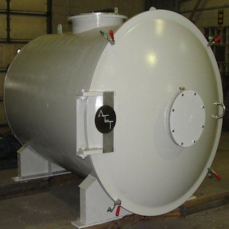 Engineering - Vacuum Vessel