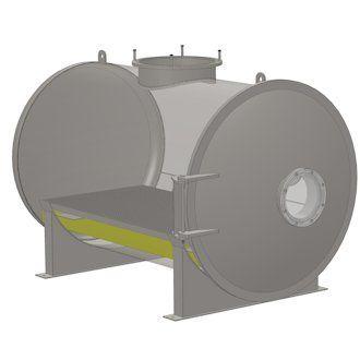 Engineering - 3D Vacuum Vessel