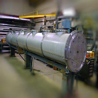Fabrication - Vessel