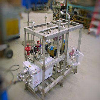 Fabrication - Pumping Cart