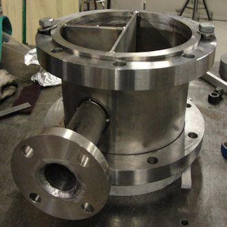 Welding - Titanium