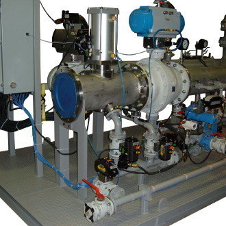 Process - Blending Skid Piping