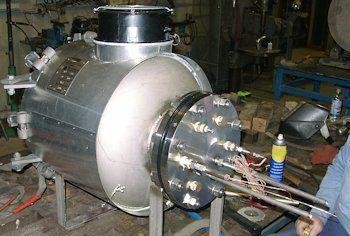 R&D - Cryostat