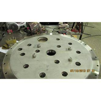 Waterjet - Top Flange