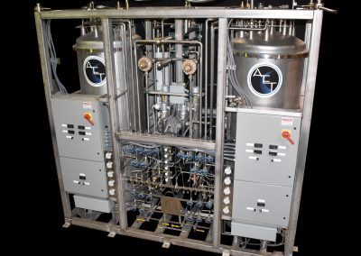 DUAL-BED CRYOGENIC PURIFIER