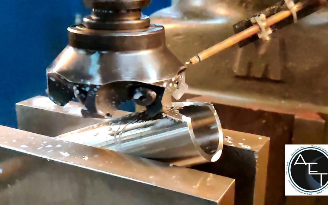 Machining of Specialty Metals