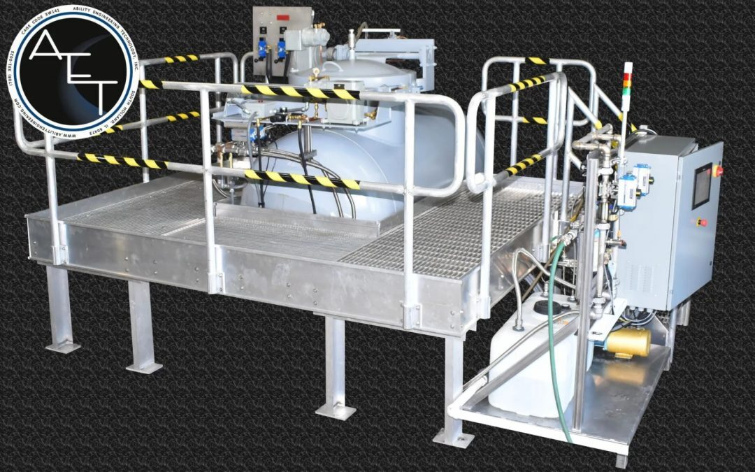 Product Spotlight; Sea-Depth Simulation Chamber System